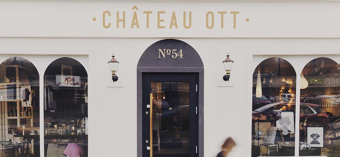 la boutique, Chateau Ott