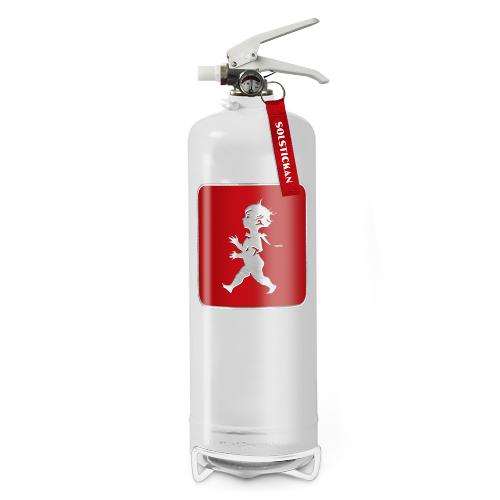 Brandsläckare Solstickan